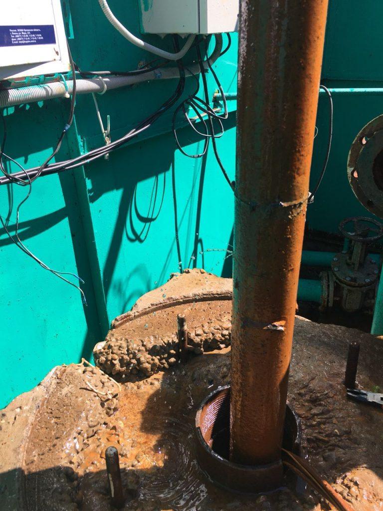 Чистка скважин на воду